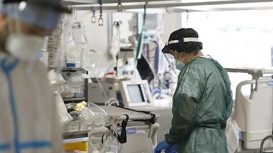 Covid, Puglia sopra la media nazionale: occupato il 44% dei posti in terapia intensiva