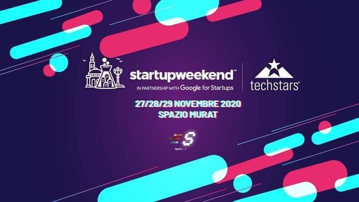 Startup Weekend Bari sfida online il Covid: resistiamo alla crisi creando nuove imprese