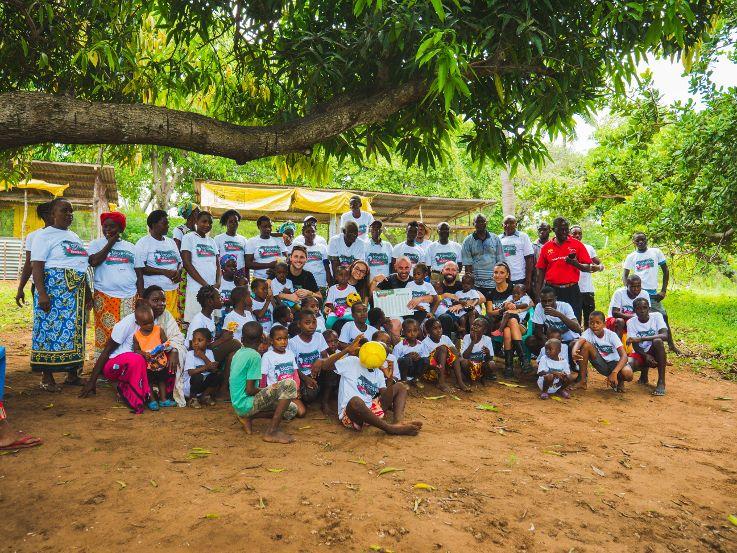 La barese Biosalus Italia celebra il World water day con la realizzazione di nuovi pozzi in Africa