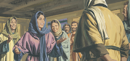 «Alcune donne erano state guarite da spiriti cattivi e da infermità», il caffè spirituale di mons. Savino